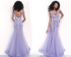Jovani Sample Gown - Lavender