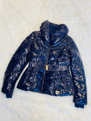 Cushion Jacket - Navy