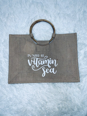 Beach Bag - Vitamin Sea