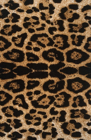 Face Mask - Dark Leopard
