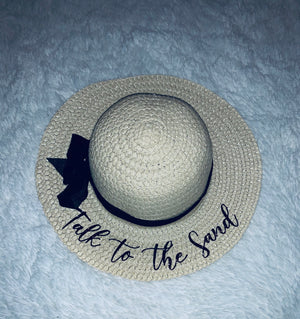 Sun Hat - Talk to the Sand