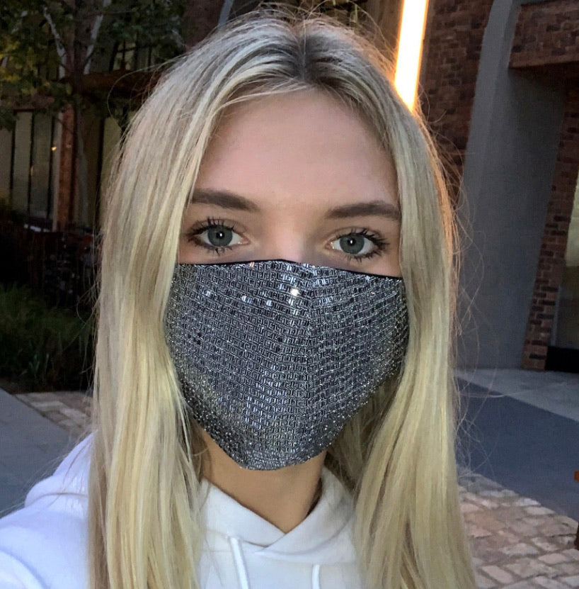 Face Mask - Sequin