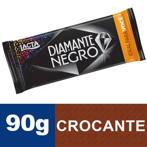 Chocolate DIAMANTE NEGRO Lacta 90g