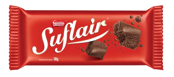 Chocolate SUFLAIR leite 50g
