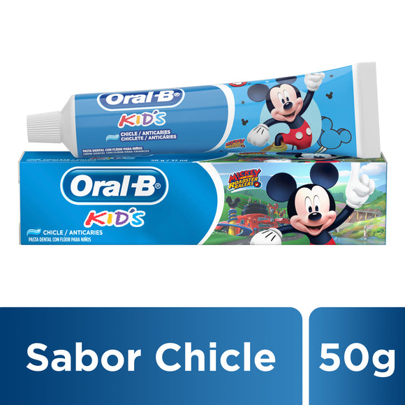 Creme Dental ORAL-B Kids Mickey 50g