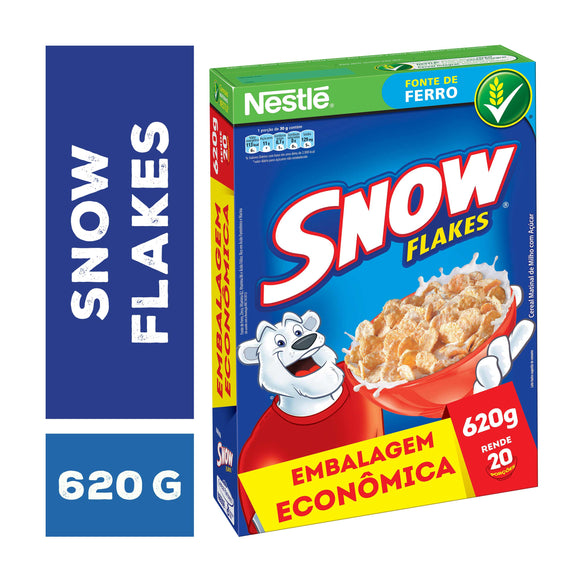 Cereal SNOW FLAKES 620g
