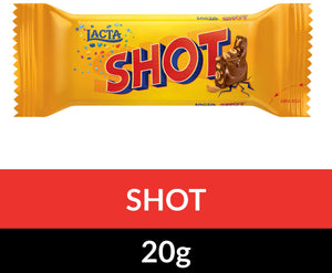 Chocolate SHOT Lacta 20g