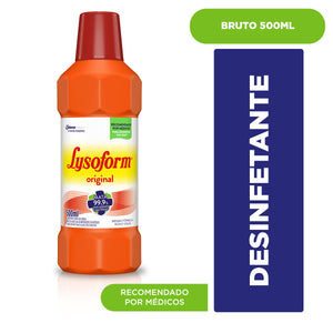 Desinfetante LYSOFORM Bruto Original 500ml