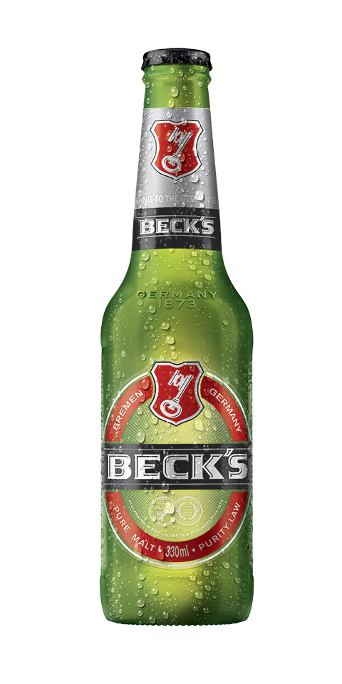 Cerveja BECKS 330 ML Long Neck