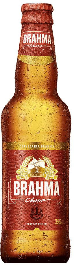 Cerveja BRAHMA Long Neck 355ML