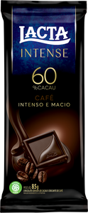 Chocolate LACTA Café 60% Dark Intense 85g