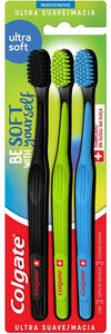 Escova Dental Colgate Ultra Soft 3 un