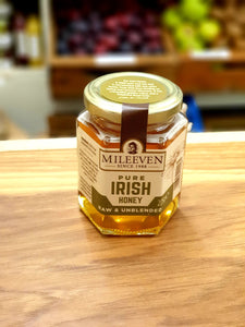 Mileeven Pure Honey Raw & Unblended 225g