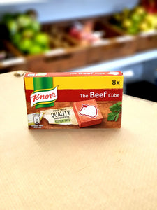 Knorr Stock Cubes 80g