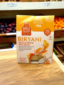 The Spice Pantry - Biryani Rice & Spice Mix Pack 125g