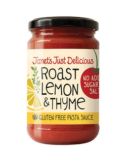 **NEW Janet's Just Delicious Sauces