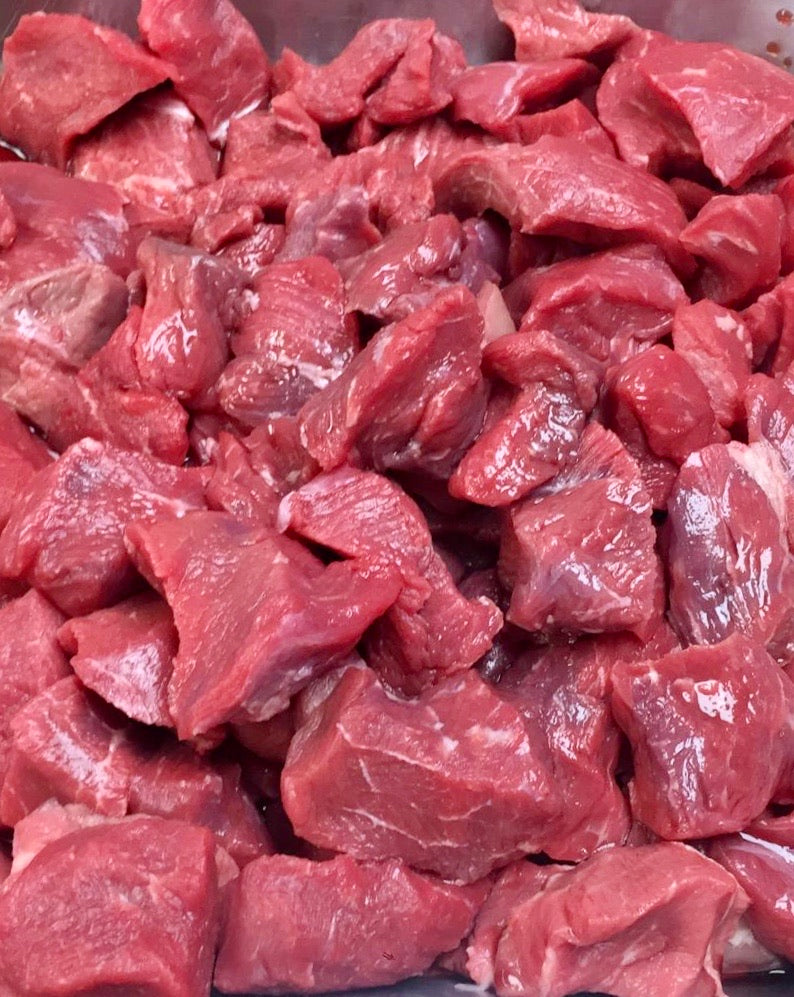 Diced Stewing Steak
