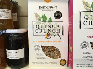 Homespun Quinoa Crunch 275g
