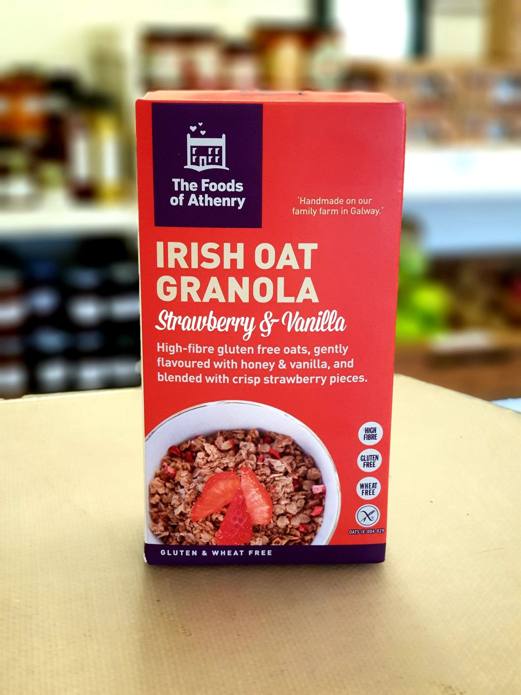 Foods of Athenry Granola