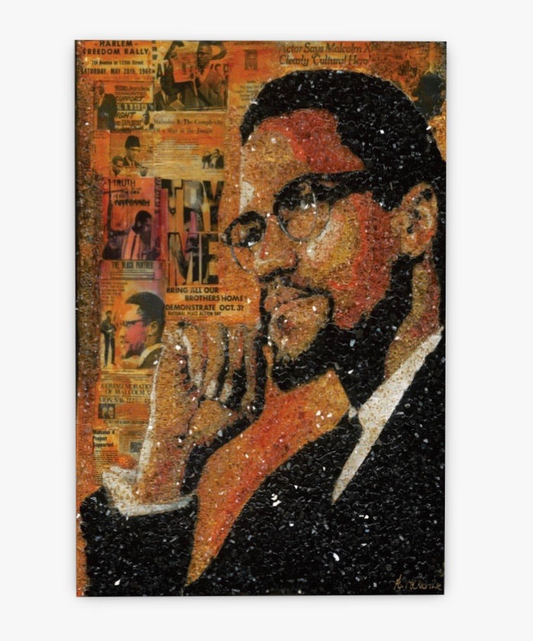 By any means Necessary (Malcolm X)