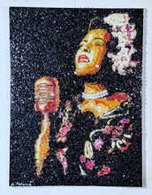 Load image into Gallery viewer, Portrait Billie Holiday