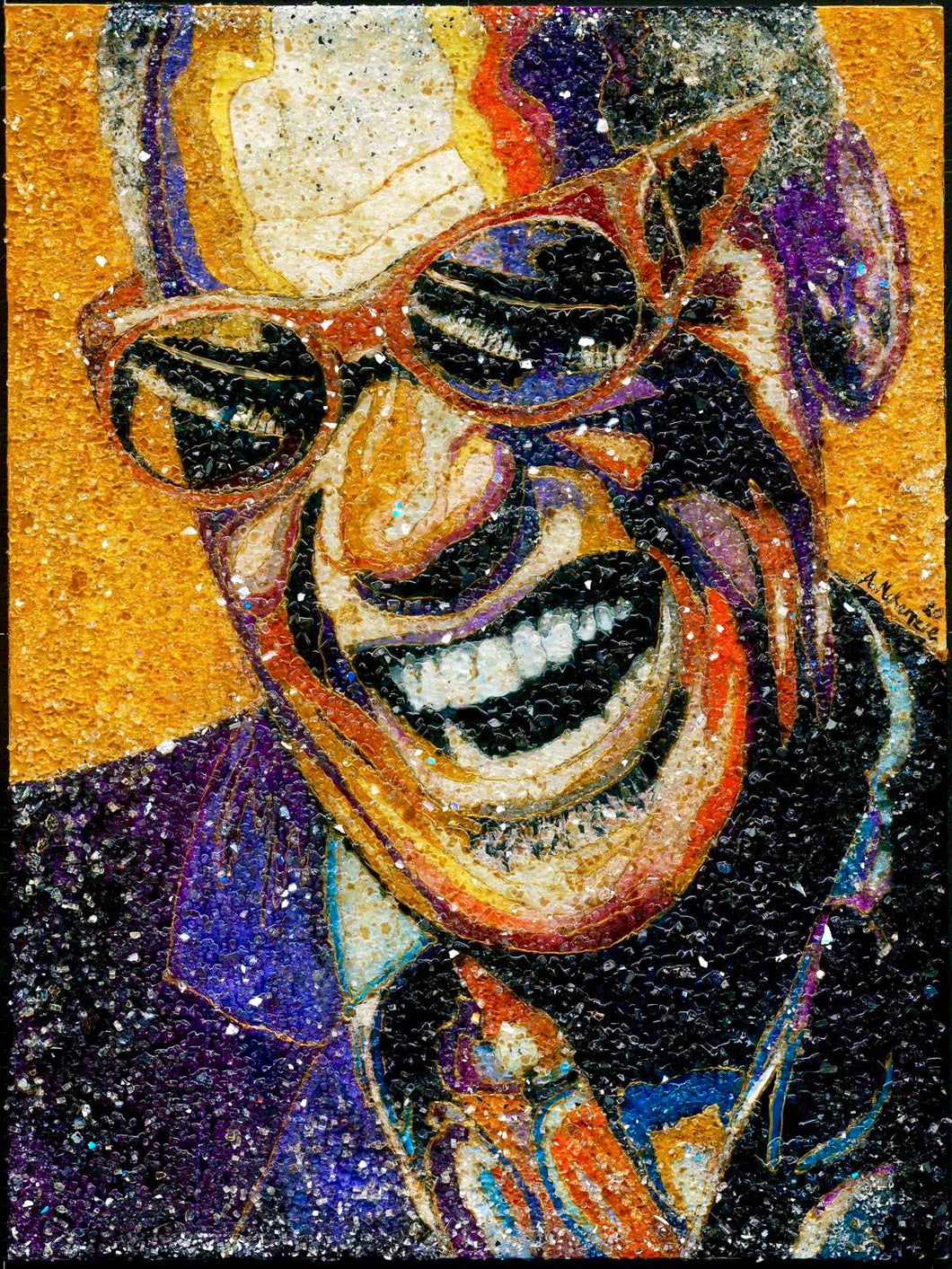 Ray Charles Original Art