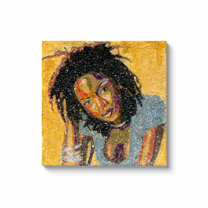 Lauryn Hill Canvas Wrap