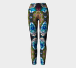 Underwater Print by Nuvula- High-Rise leggings