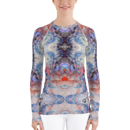 A- Women's Rash Guard