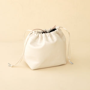 PERSONAL BALL BAG - IVORY