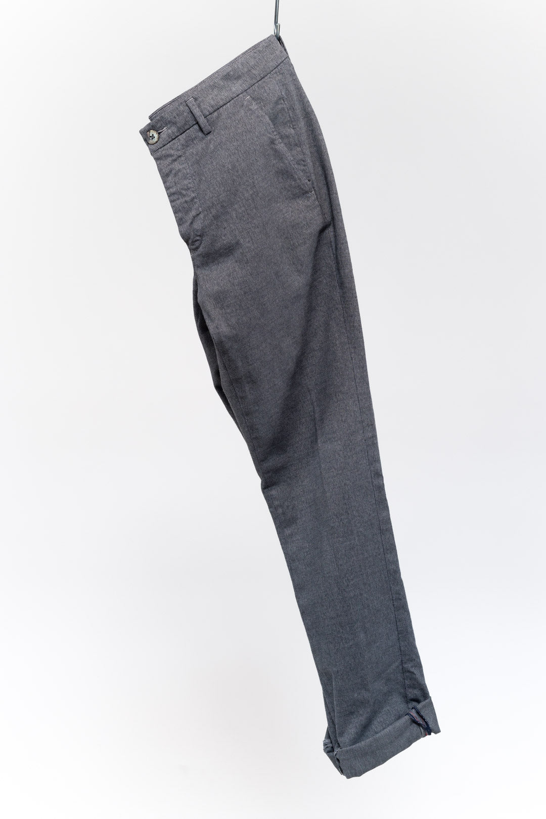 Chino grijs stretch Mason's