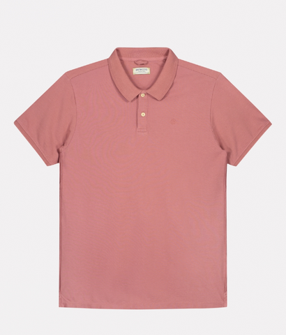 Polo Dstrezzed washed Old pink