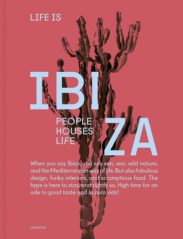 Boek Ibiza 'people houses life'