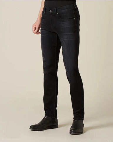Jeans Black washed 7FAM