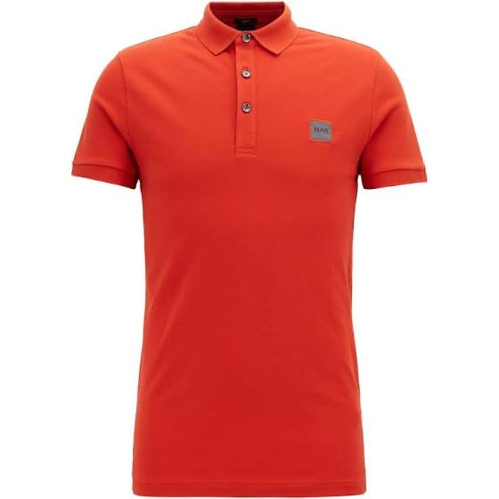 Polo Hugo Boss Oranje