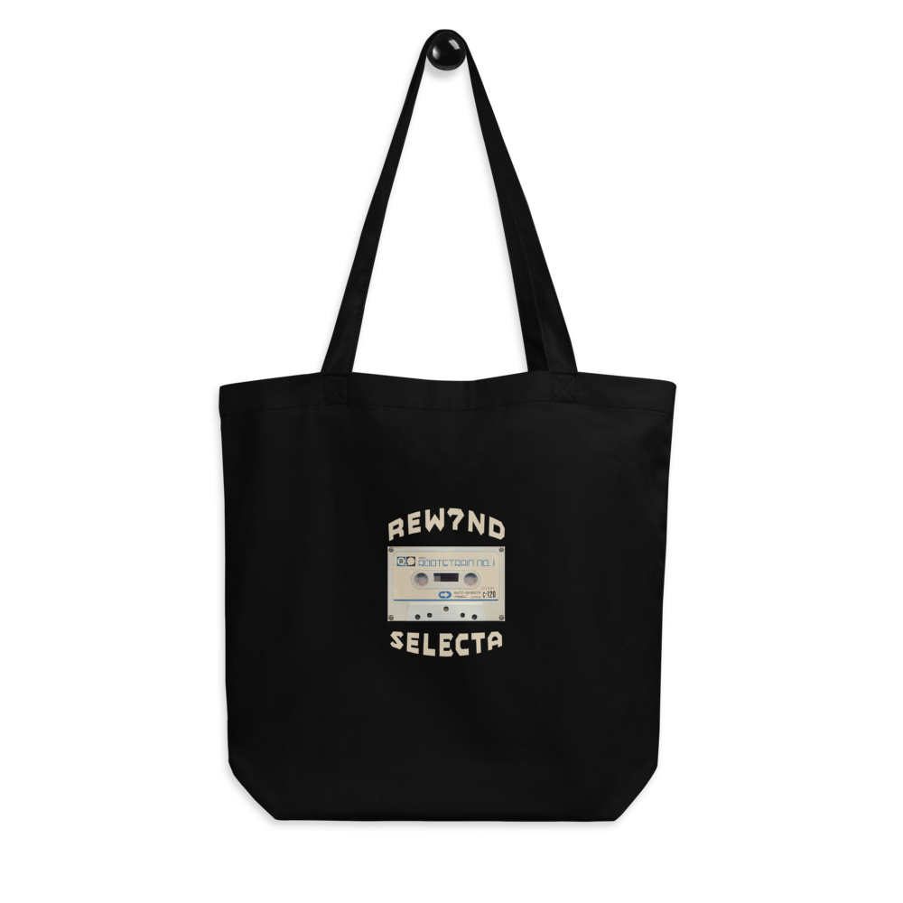 REW7ND SELECTA Eco Tote Bag - Mode Clothing UK