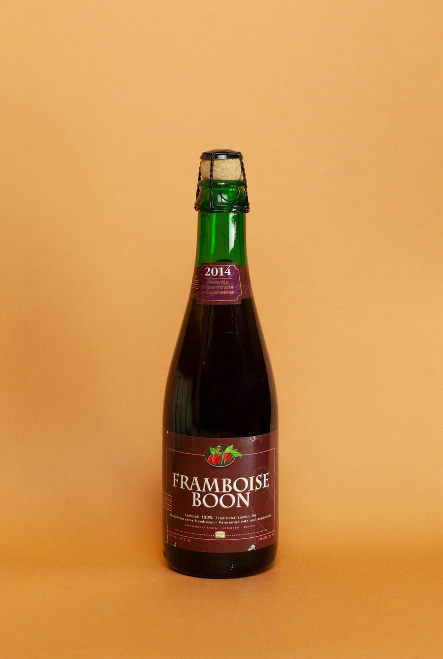 Framboise Boon, Lambick (0,375 ml) - 2014