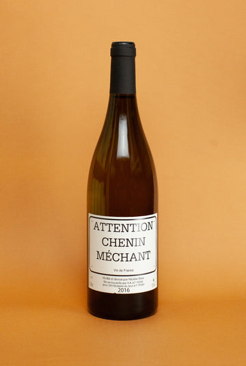 Vin de France, Attention Chenin Merchant - 2016