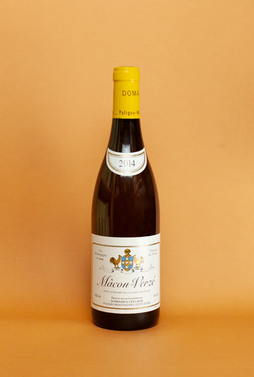 Mâcon Villages, Mâcon-Verzé - 2014, Chardonnay