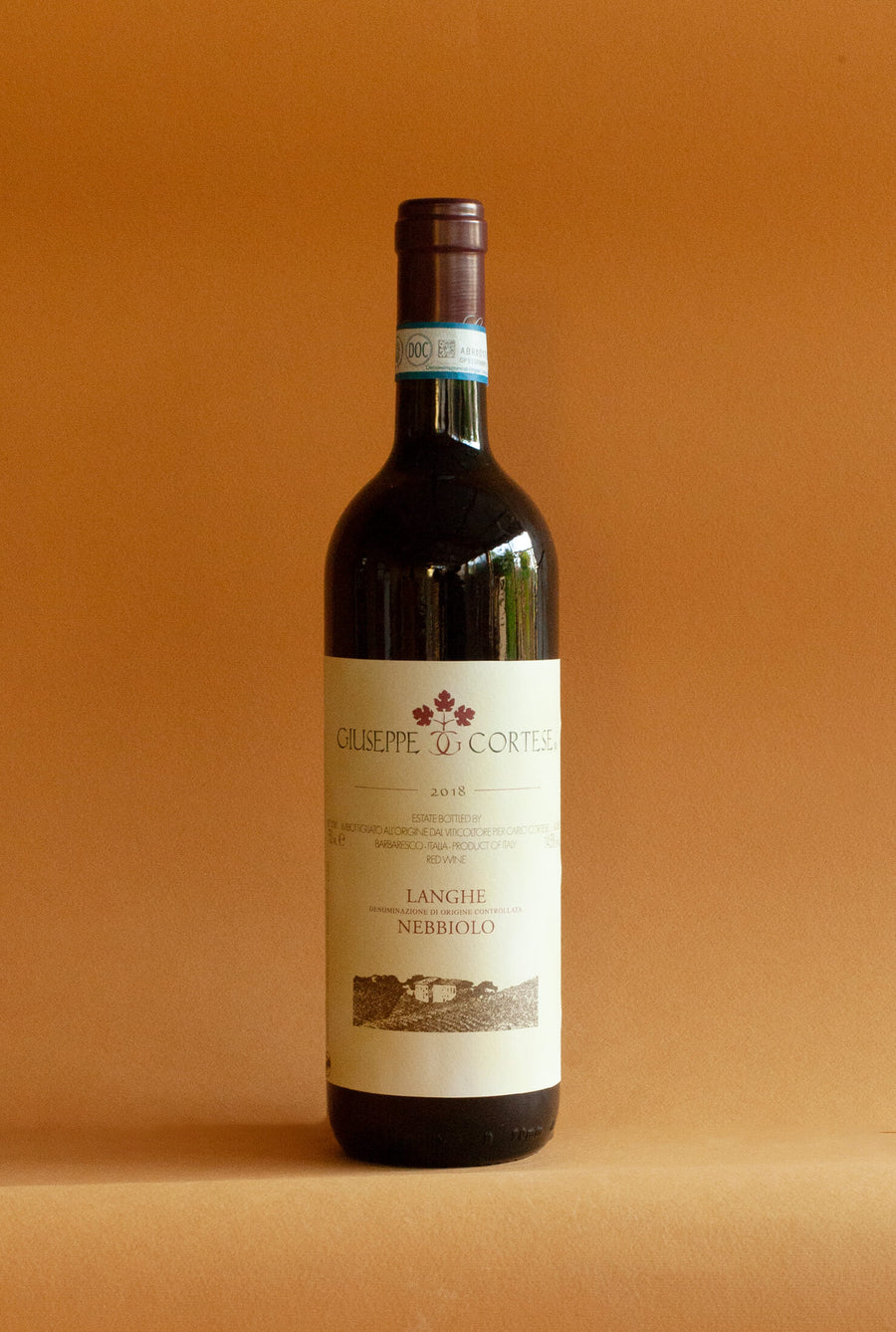 Langhe Nebbiolo DOC, 2018