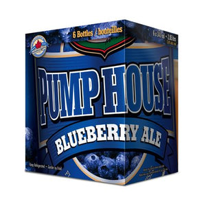 Blueberry Ale - 341 ml 6 pack bottles