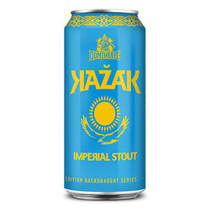 Kazak Imperial Stout - 473 ml can - Limited Edition