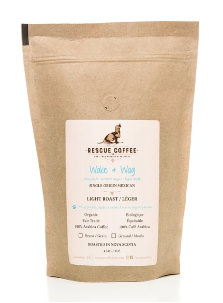 Rescue Coffee - Wake & Wag 454g