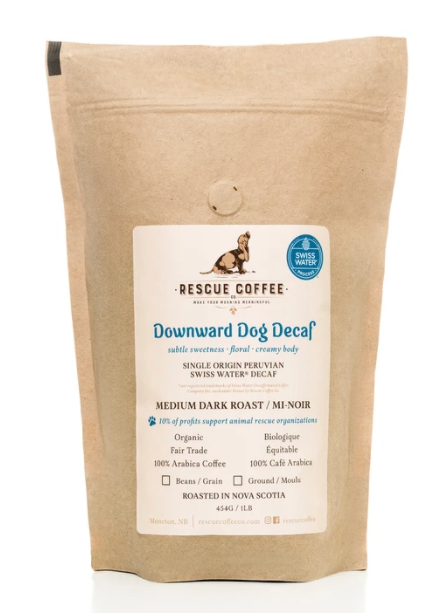 Rescue Coffee - Downward Dog Decaf 454g