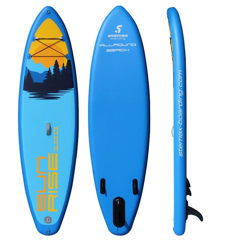 Stemax i-SUP 10'0 sunrise - Deep Blue Watersports