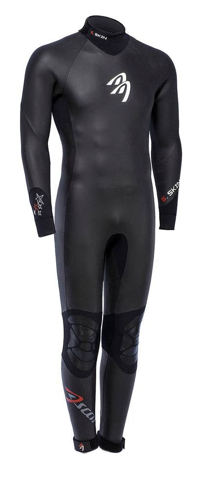 Neoprenanzug ASCAN 5.Skin 5 mm Men - Deep Blue Watersports