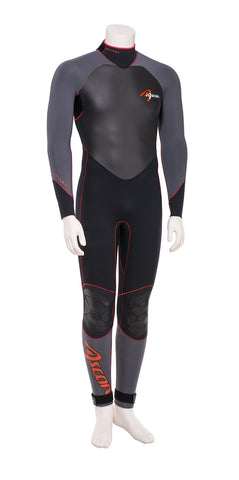 Neoprenanzug Style Thermo 5,5/4 mm Men ASCAN - Deep Blue Watersports