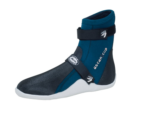 Neoprenschuh ASCAN Cup Sail 5mm - Deep Blue Watersports
