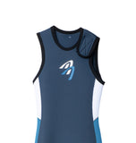 Neoprenanzug Wave LongJohn/Bolero Junior 2,5 mm ASCAN - Deep Blue Watersports