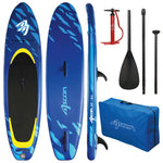 i-SUP ASCAN WINDSUP 10.6 als SET - Deep Blue Watersports